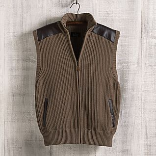 View National Geographic Sweater Vest image