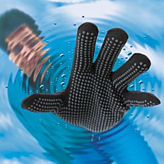 Waterproof Fleece-Lined Adventure Gloves, Made in the USA