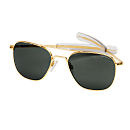 Authentic Aviator Sunglasses