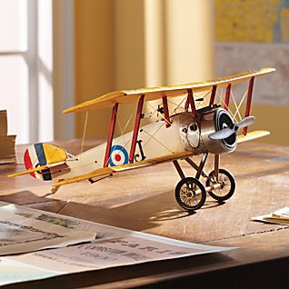 View British Sopwith Camel Model Plane image