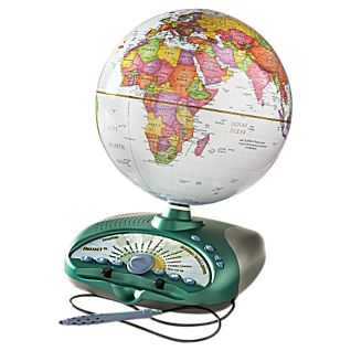 Interactive Talking Globe