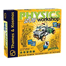 Physics Solar Workshop, Ages 8 and Up