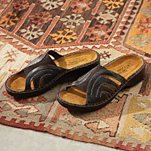 Hand-stitched Travel Sandals