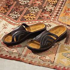 Women's Hand-Stitched Travel Sandals