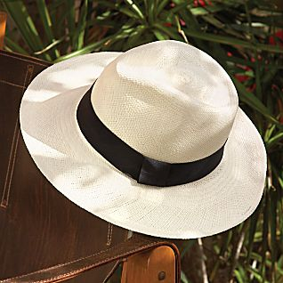 National Geographic Handwoven Straw Hat