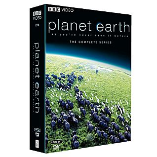 Planet Earth 5 DVD Set - Standard version