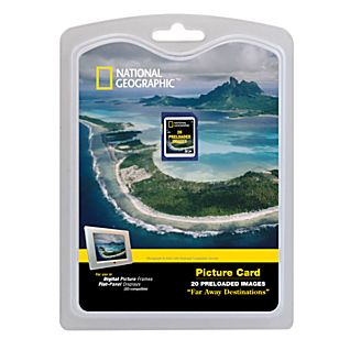 National Geographic 1GB SD Card