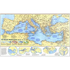 Map of Ancient Mediterranean