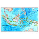 1996 Indonesia Map