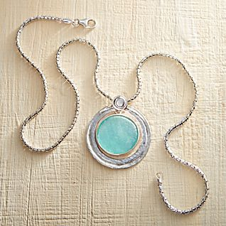 View Roman Glass Necklace image