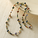 Jasper Court Necklace