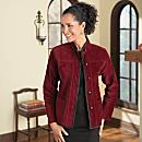 Nepalese Velvet Jacket