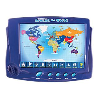 Around the World Electronic Game