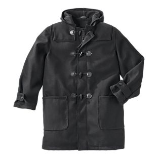 Royal Navy Wool Duffel Coat