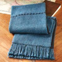 Fleece Scarves - Tiwanaku Fleece-lined Alpaca Scarf