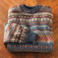 Alpaca Sweater - Tiwanaku Textiles Alpaca Sweater