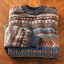 Tiwanaku Textiles Alpaca Sweater