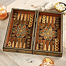 Mosaic Backgammon Set