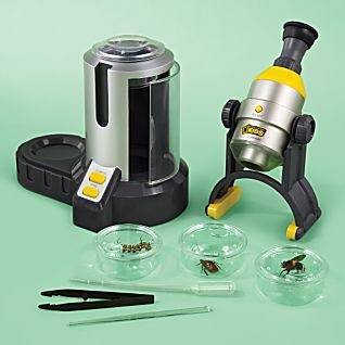 National Geographic Field Microscope Kit