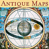2009 Antique Maps Wall Calendar