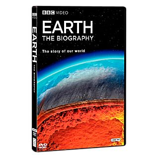 Earth: The Biography DVD - Standard