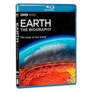 Earth: The Biography - Blu-Ray Disc