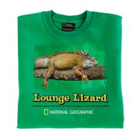 Lounge Shirts - Lounge Lizard T-Shirt Adult