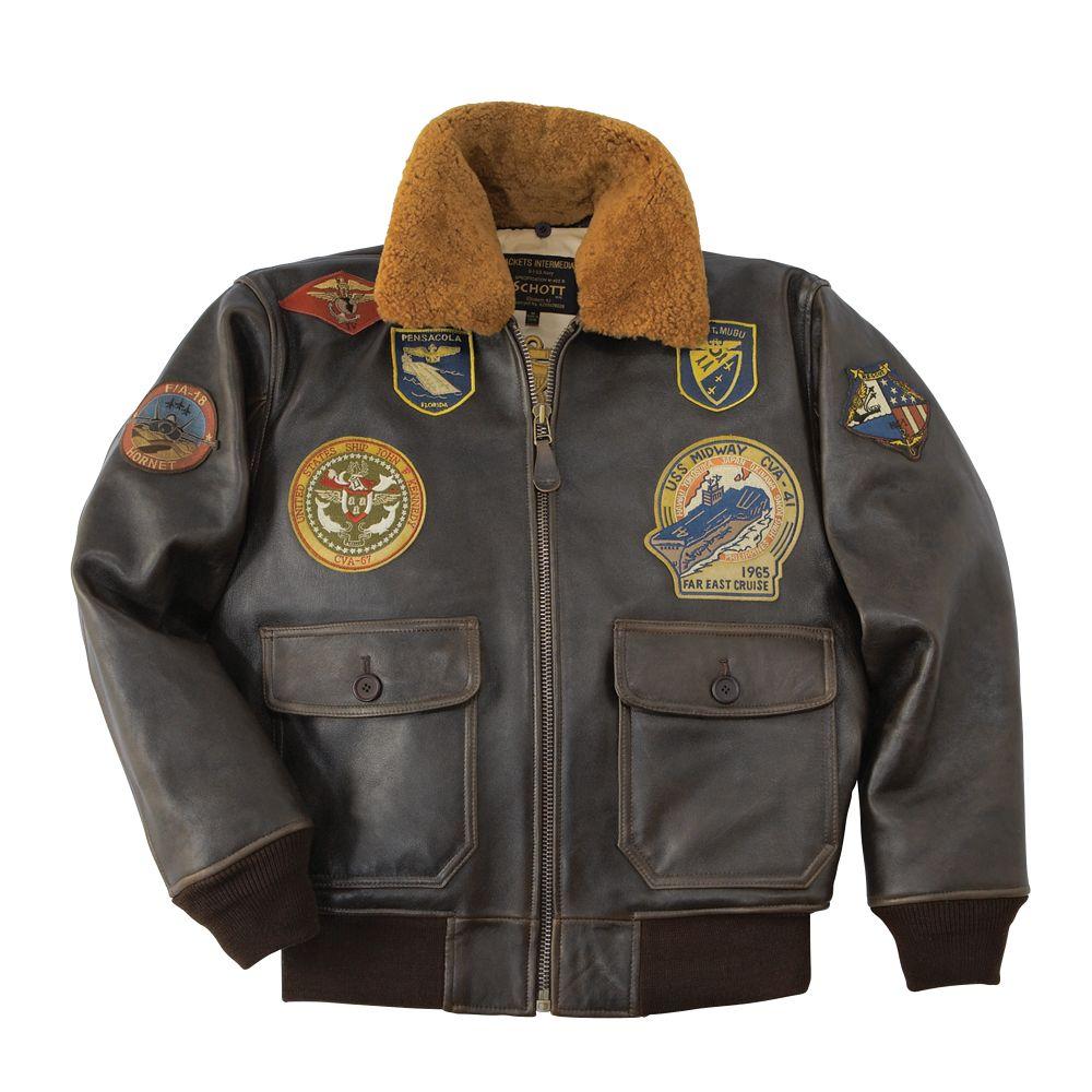 G 1 Style Flight Jacket