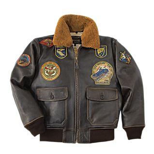View G-1 Style Flight Jacket image