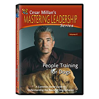 People Training for Dogs DVD