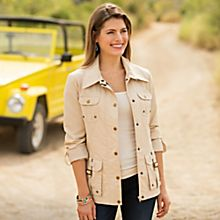 Travel Clothing for Women Jackets