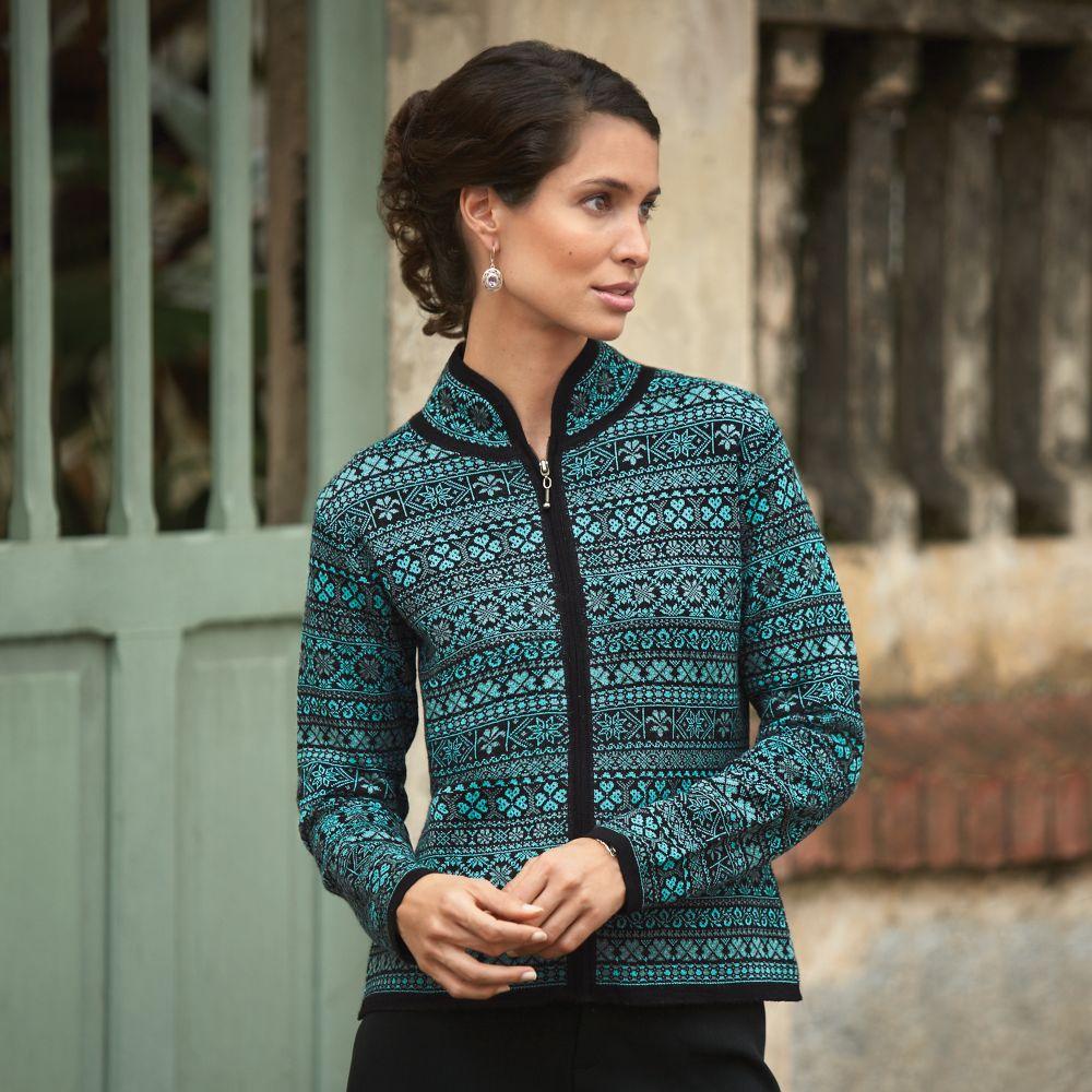 Aymara Alpaca Sweater