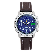 National Geographic Solar Atomic Field Watch