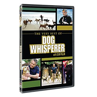 The Very Best of Dog Whisperer with Cesar Millan DVD