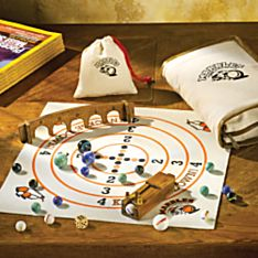 Vintage Marbles Game, Ages 8+