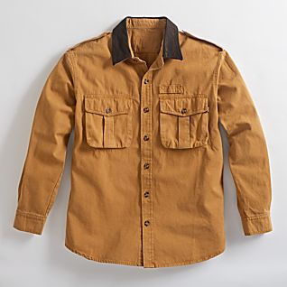 View Explorer's Rugged Canvas Shirt image