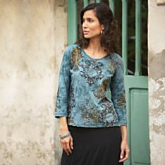 Figure Flattering Shirt Patterns for Women