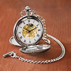 Celtic Pocket Watch, Made in Scotland