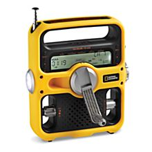 National Geographic Solarlink Shortwave Radio