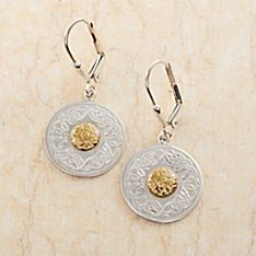 Celtic Chalice Earrings