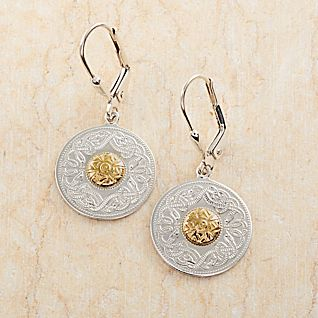 View Celtic Chalice Earrings image
