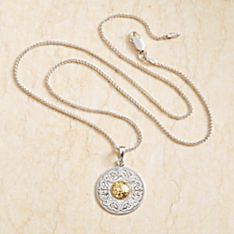 Celtic Chalice Necklace