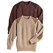Scottish Wool Walking Sweater