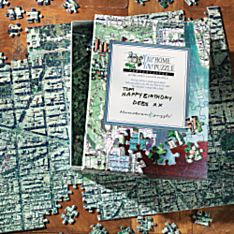 Map Jigsaw Puzzle