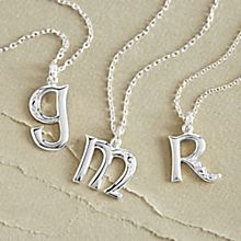 Sterling Silver Travel Necklace
