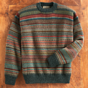 Partiti Striped Alpaca Sweater