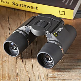 National Geographic All-Weather Mini-binoculars