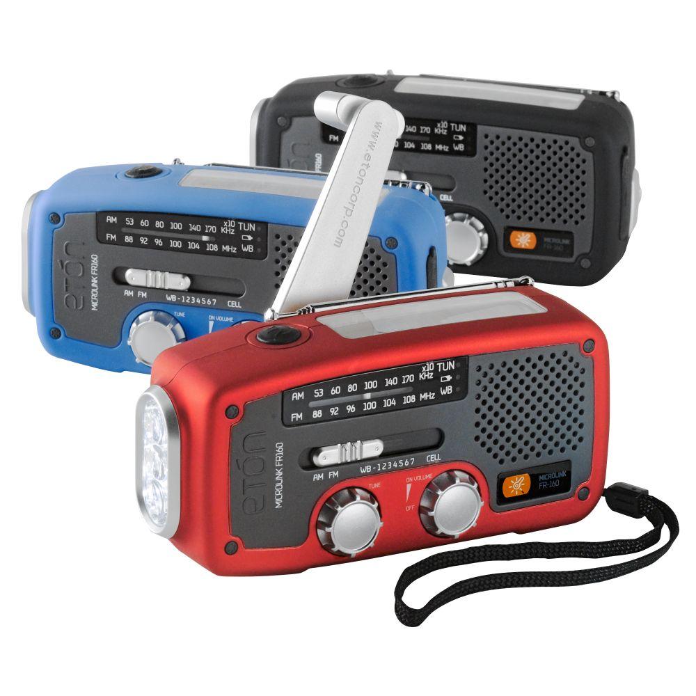 Etón Microlink FR160 Radio