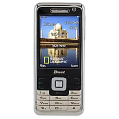 National Geographic Duet Travel Phone