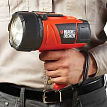 Cordless Rechargeable Spotlight
